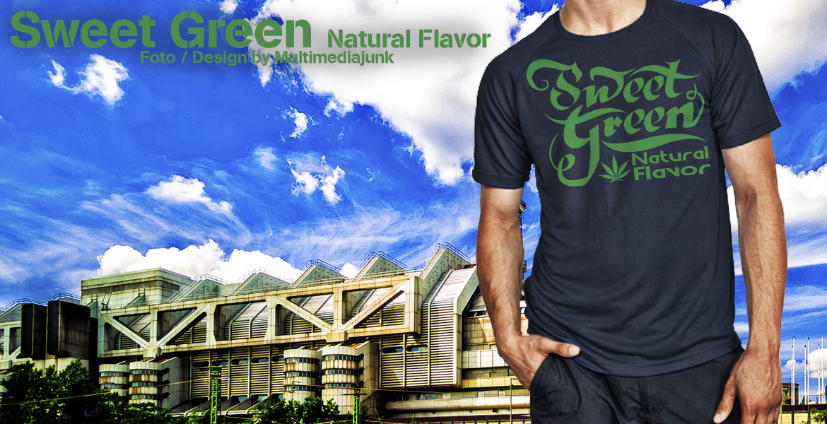 Sweet Green Natural Flavor